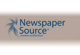 Newspaper Source Available via EBSCOhost
