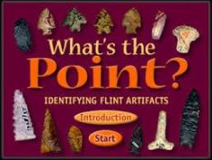 What's the point?  Identifying flint artifacts