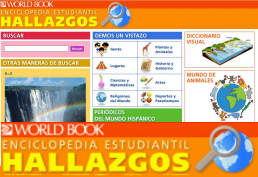 World Book Enciclopedia Estudiantil Hallazgos